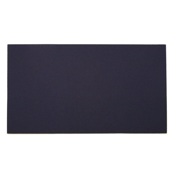 gaming playmat - solid blue