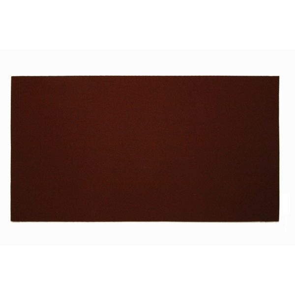 gaming playmat - solid burgundy red