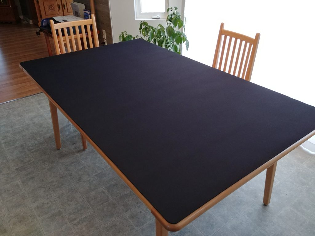 another 5mm thick gaming mat